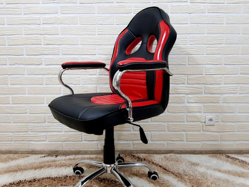 Если не планируется проводить много времени перед монитором, то можно выбрать недорогое компьютерное кресло