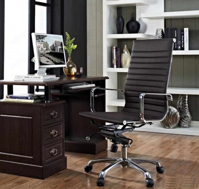 Специально разработанные эргономичные кресла для работы на компьютере помогают телу принять наиболее комфортное положение