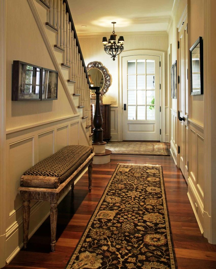 Выбор мебели для прихожей зависит от размера и планировки помещения