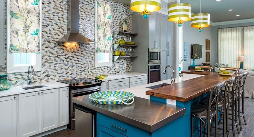 Проект кухни: идеи, которые помогут правильно спланировать пространство