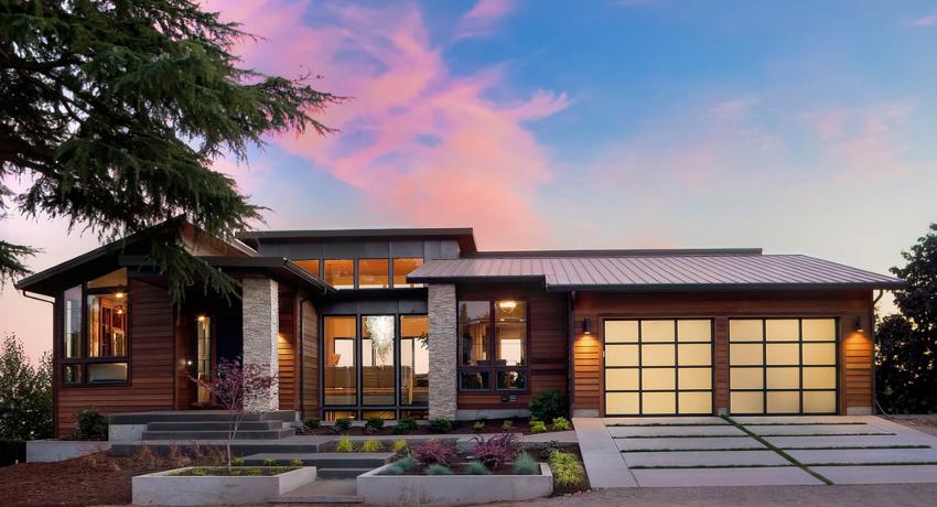 Правильно составленный проект здания позволит создать функциональное и комфортное для проживания жилье
