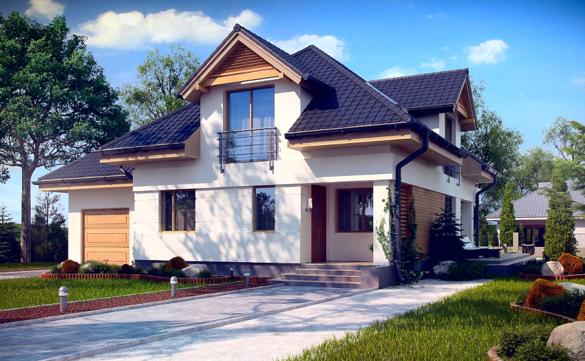 Разработкой чертежей для строительства домов из газобетона занимаются специализированные компании