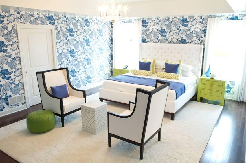 Чтобы тумбы органично вписались в общий стиль спальни, они должны быть подходящих габаритов и форм, гармонирующих с дизайном помещения