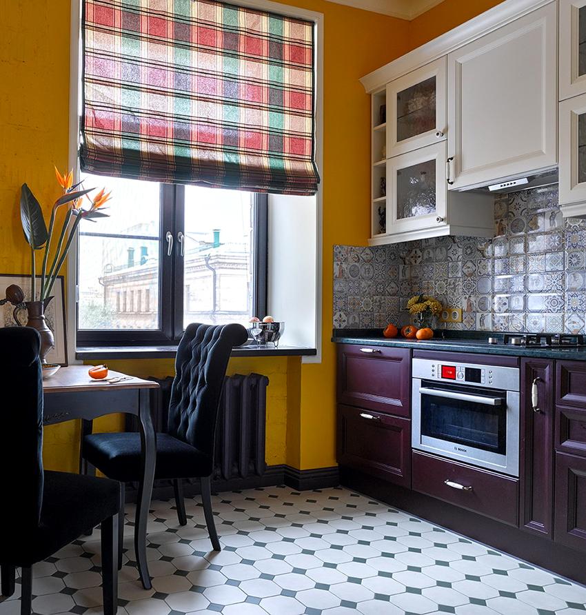 Дизайнеры не рекомендуют сочетать оттенки теплой и холодной палитры в одном помещении