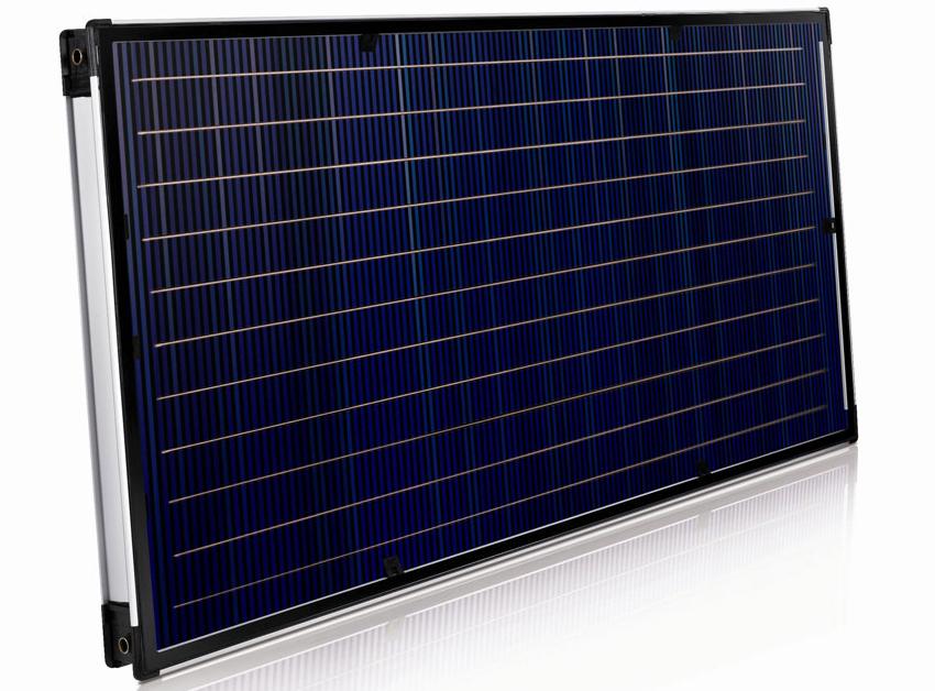 Плоский солнечный коллектор от АльтЭнергия будет стоить около 13 тыс. рублей