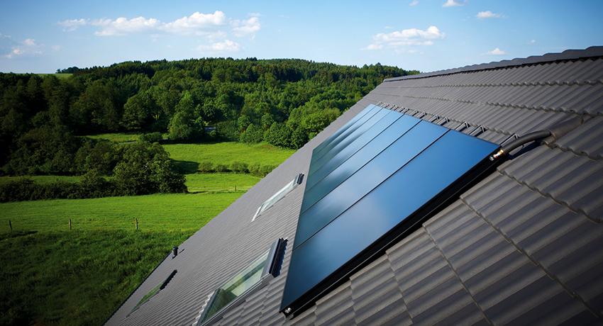 Солнечные коллекторы для отопления дома как альтернативный источник энергии