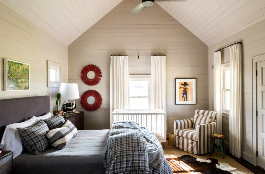 Спальня в стиле прованс: чарующая, нежная и романтичная обстановка подробно, с фото