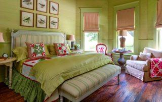 Спальня в стиле прованс: чарующая, нежная и романтичная обстановка