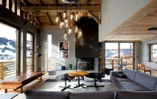 Стиль шале в интерьере и экстерьере домов, или альпийское очарование