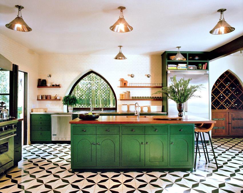 При создании стиля ренессанс главная задача дизайнера – передать атмосферу тепла, уюта и аристократичности