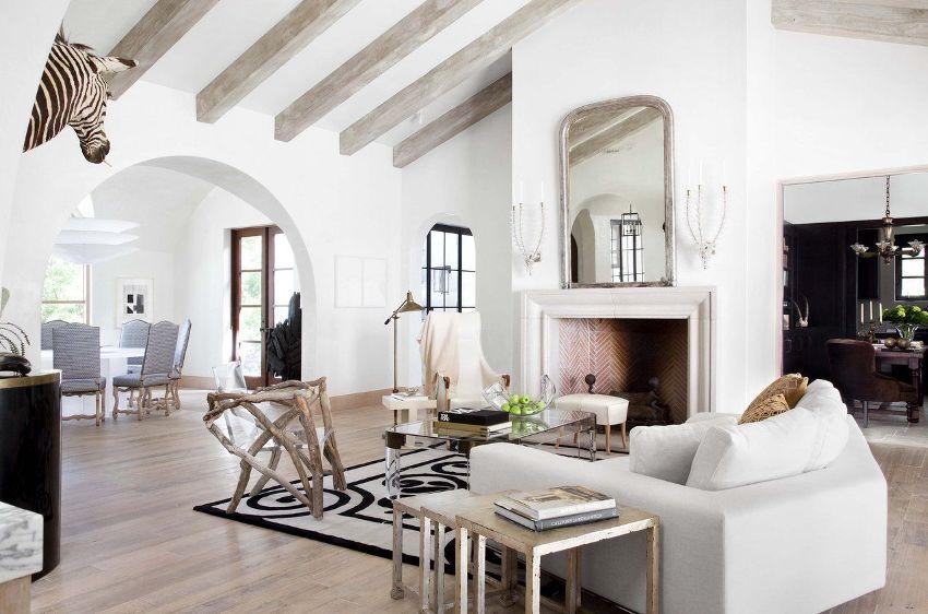 Итальянский стиль зародился в странах Средиземноморья, вобрав в себя всю палитру культуры и быта коренных жителей