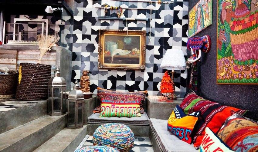 На сегодняшний день оформление своего жилища в стиле китч считается очень современной и актуальной тенденцией