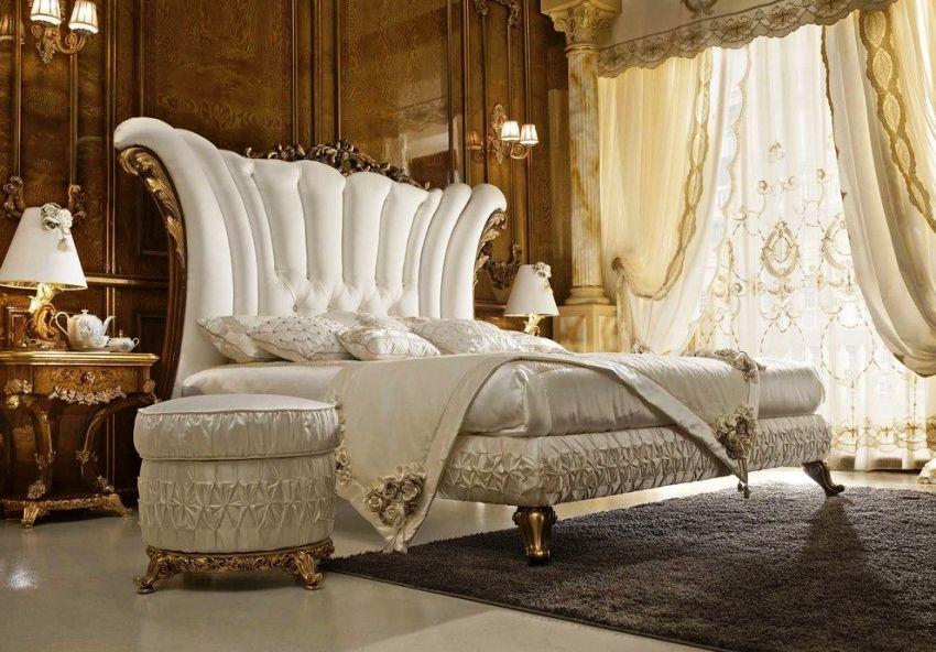 Интерьер в стиле барокко – это впечатляющий королевский дизайн интерьера, роскошь которого должна проявляться в каждой детали