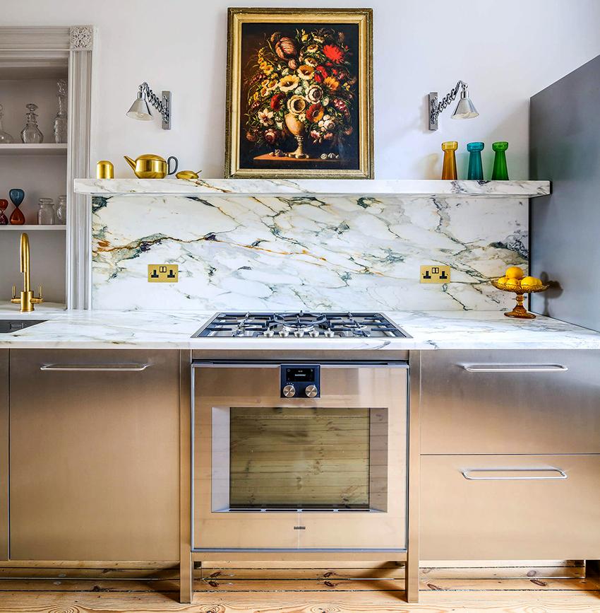 Кухонную столешницу возможно изготовить собственноручно