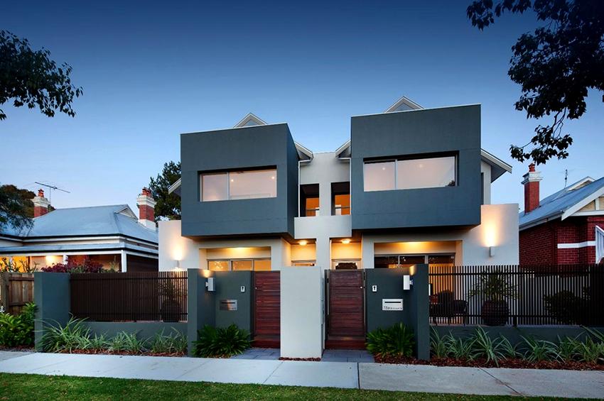 Перед началом строительства необходимо подготовить план дома с участком