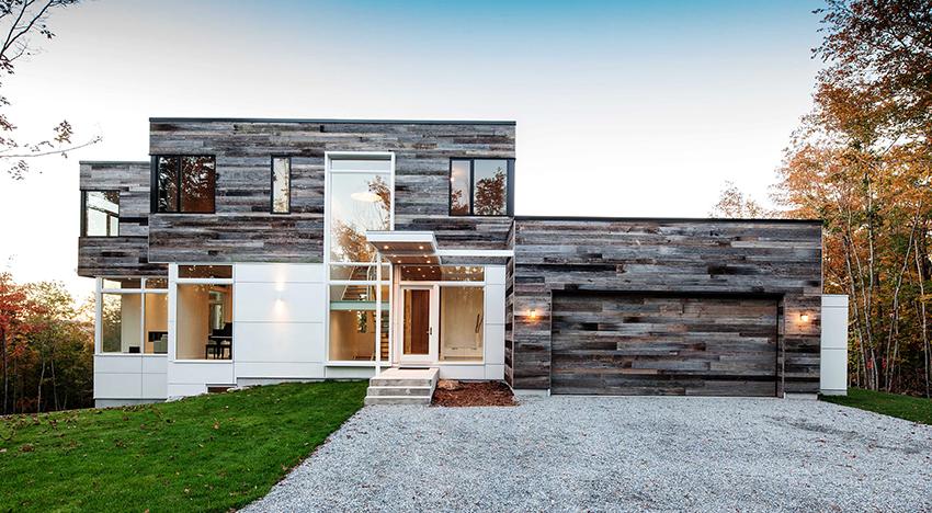 Пеноблочные дома строят с применением современных технологий и материалов