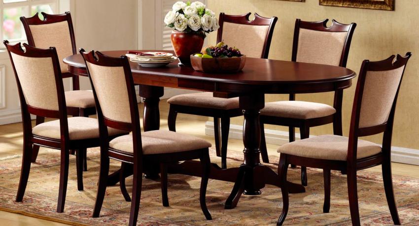 Кухонные стулья со спинкой являются наиболее комфортными и удобными