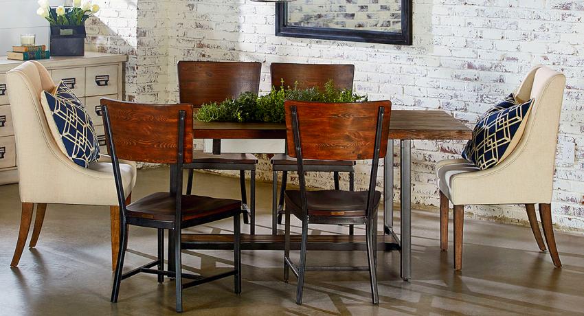 Стулья на кухню: классические и необычные конструкции в составе обеденных груп