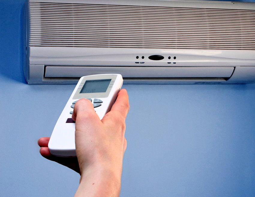 Кондиционеры с тепловым насосом могут обогревать и кондиционировать помещение