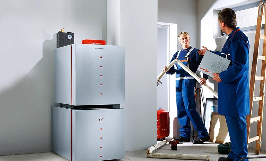 Воздушная система отопления домов становится все более популярной