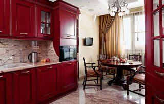 Цвет кухонь: нюансы, влияющие на настроение и гастрономические привычки