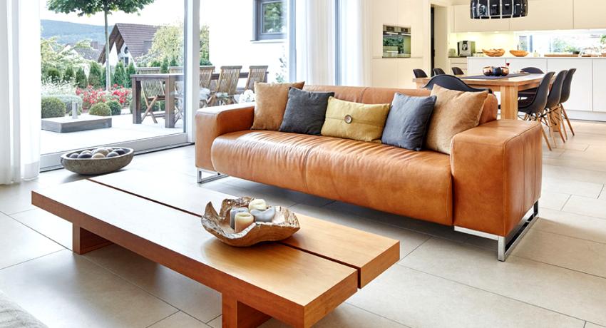 Для скандинавского стиля характерны лаконичность в отделке и оформлении помещения