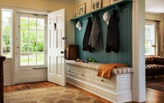 Интерьер прихожей: как организовать помещение, задающее тон всей квартире или дому