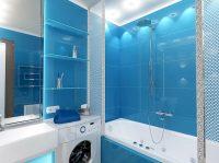 Если к процессу подойти ответственно и грамотно, то можно создать уникальный и уютный дизайн ванной комнаты даже в хрущевке