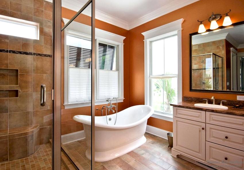 Самая комфортная душевая кабина не сможет полноценно заменить отдых в ванной