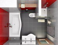 Перед тем как обустроить ванную комнату, требуется создать индивидуальный дизайн-проект
