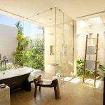 Интерьер ванной комнаты: правила красивого и комфортного дизайна  подробно, на фото