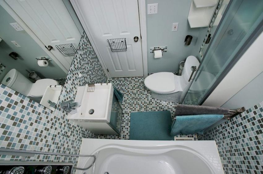 Главные проблемы в малогабаритной квартире – маленькие кухни и ванные комнаты