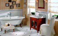 Мелкие предметы и декоративные элементы играют немаловажную роль в создании интерьера ванной комнаты