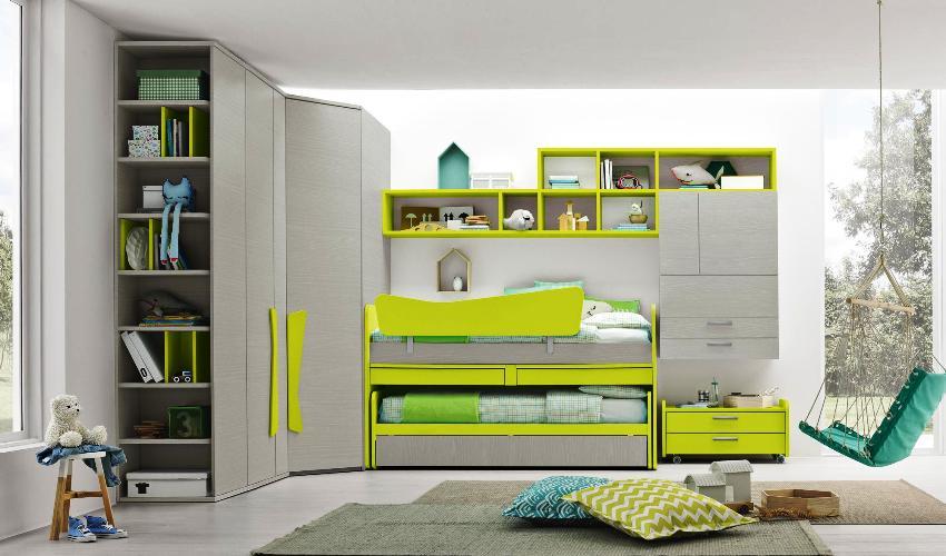 Всю продукцию для интерьера в стиле ИКЕА отличает чистая экология, натуральность, что при обустройстве детской комнаты стоит на первом месте