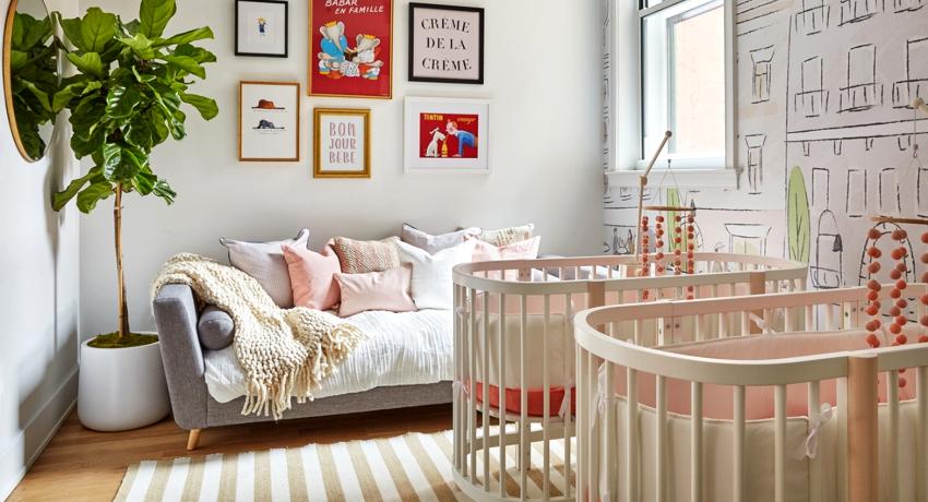 Мебель в детскую комнату: фото интерьеров и отдельных элементов