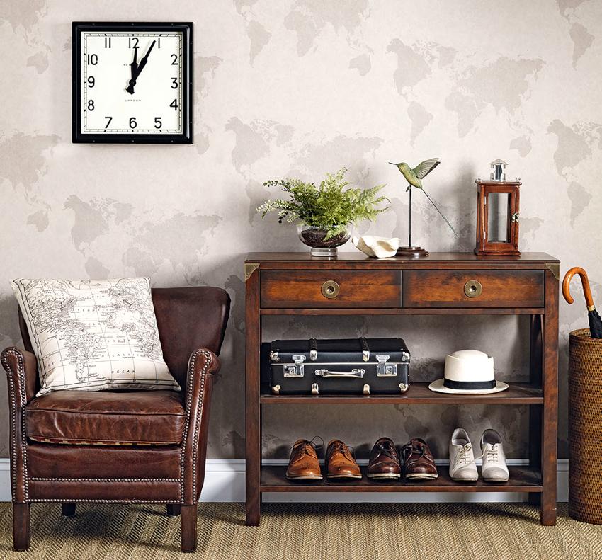 Дизайн прихожей должен отвечать общему стилю оформления квартиры