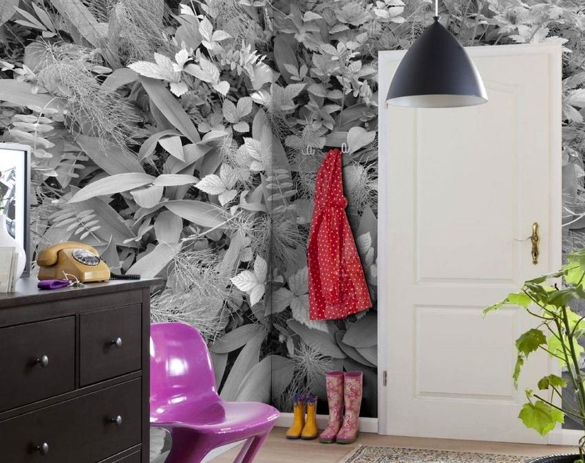 Современные типы фотообоев дают возможность не только оригинально украсить помещение, но и создать эффектные композиции