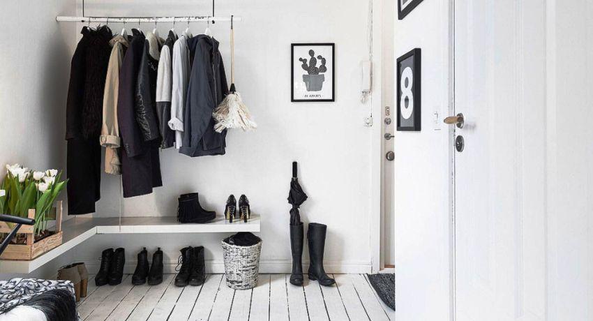 Стоимость самодельной мебели для прихожей в разы меньше готовой