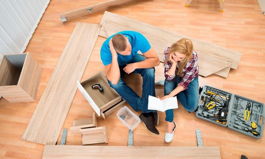 Перед тем как приступить к работе, стоит определиться с желаемой моделью и размерами будущего шкафа