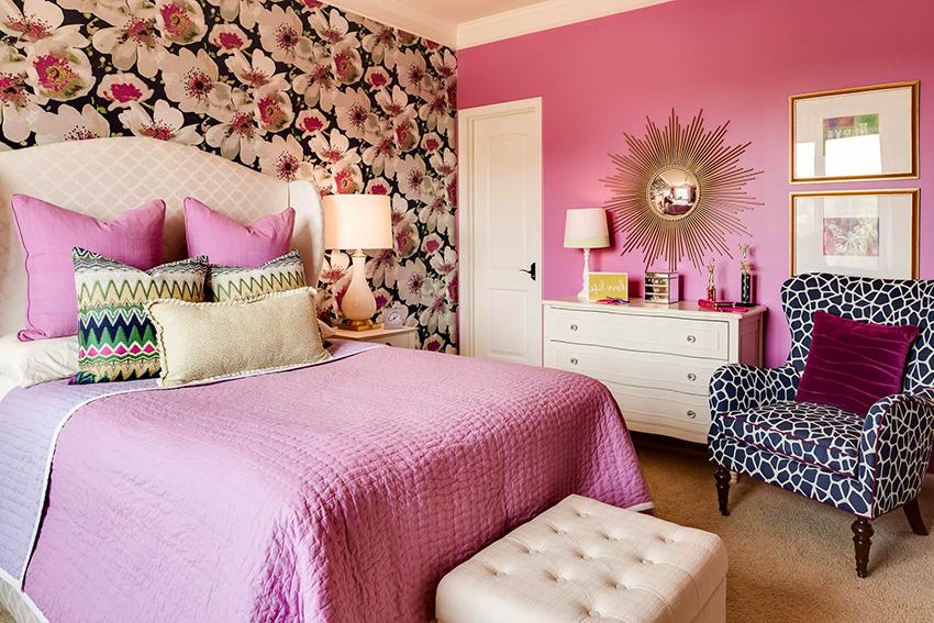 Розовый цвет настолько разноплановый, что подходит людям разного возраста и пола