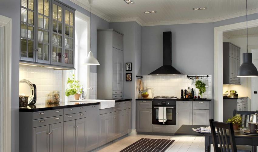 В помещении, выполненном в классическом стиле, лучше будет смотреться мебель, изготовленная из дерева