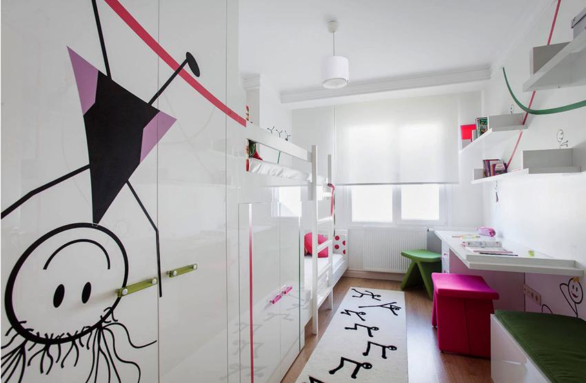 Шкаф для одежды подбирается в зависимости от размеров помещения и количества вещей