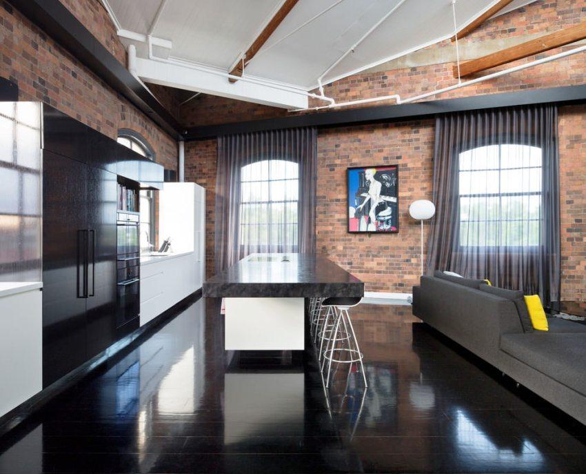 С помощью правильно подобранных штор на кухню можно выделить акценты, создать определенную визуальную картину