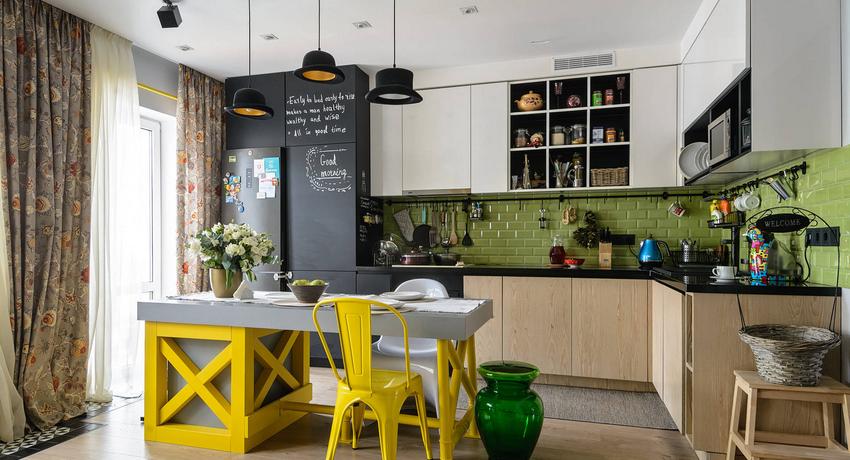 Шторы на кухню с балконной дверью: как выбрать идеальный вариант