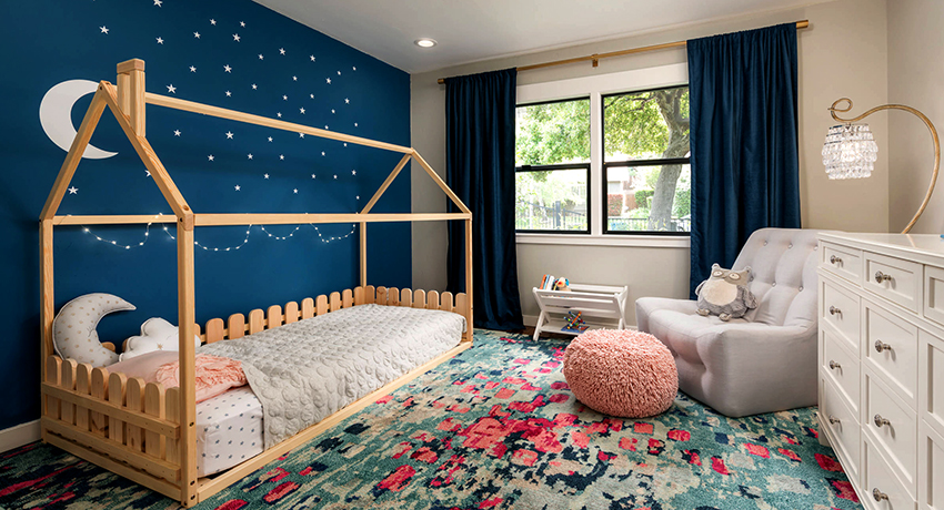 Шторы в детскую комнату: важный штрих в создании уюта и комфорта