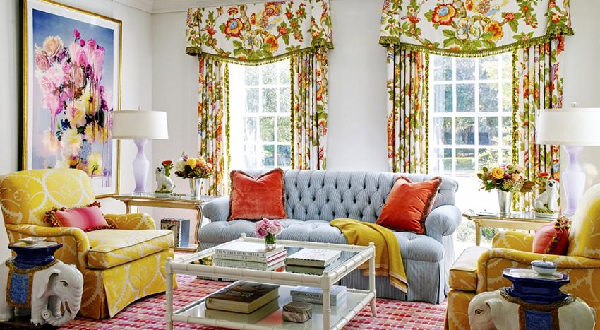 Ламбрекены – это особый вид горизонтального декорирования штор