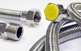 Сильфонная подводка для газа: самый безопасный способ подключить газовое оборудование
