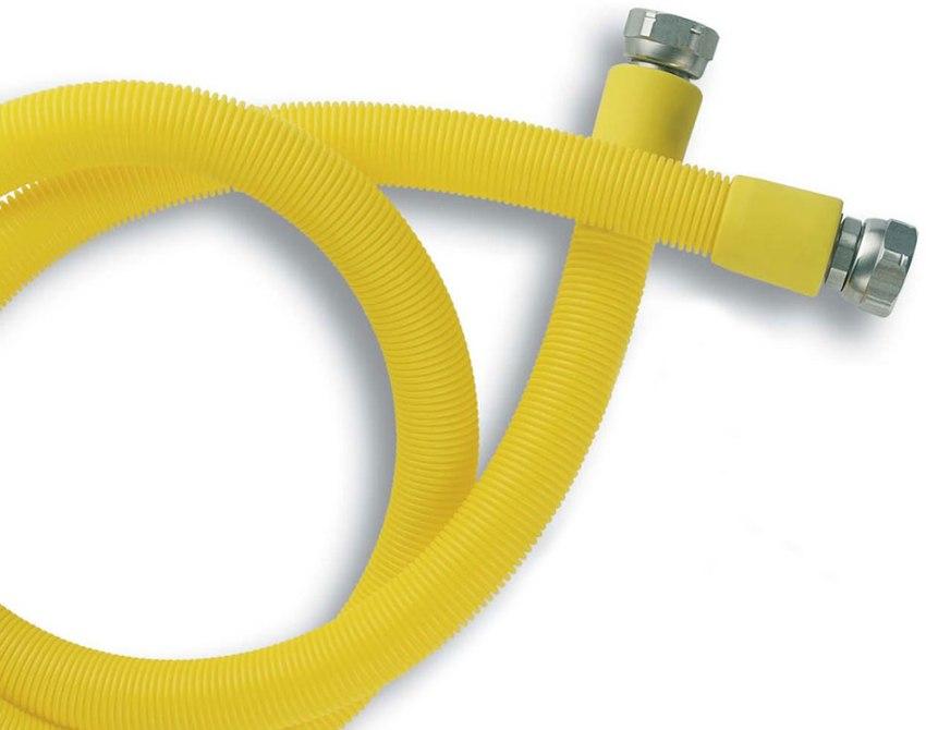 Компания EMIFLEX - один из ведущих мировых производителей шлангов для газа сильфонного типа