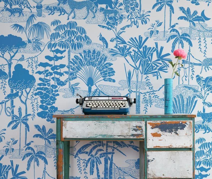 Для успешного создания стильного интерьера важно знать, как синий цвет сочетается с другими оттенками