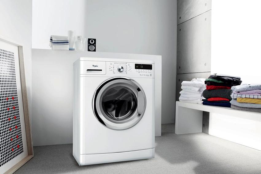 В современных стиралках время сушки регулируется с помощью специальных датчиков